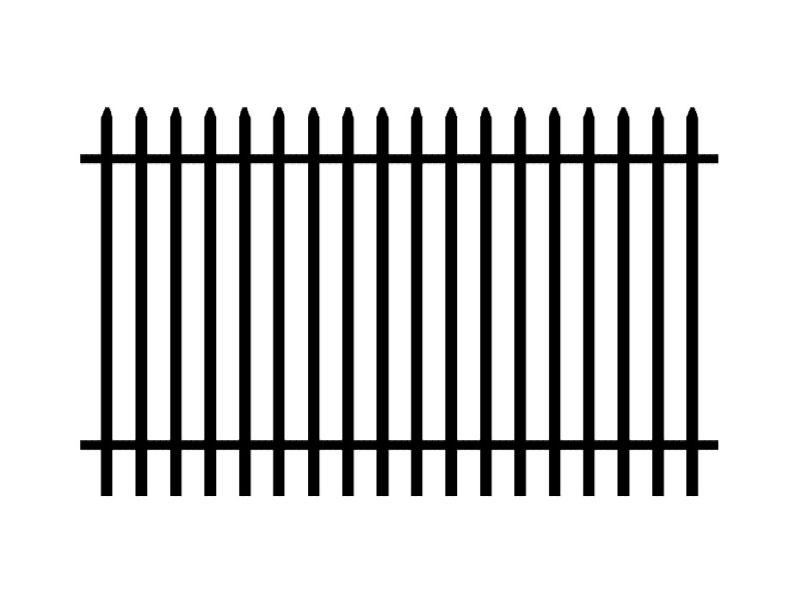 PRZĘSŁO OGRODZENIOWE - P1