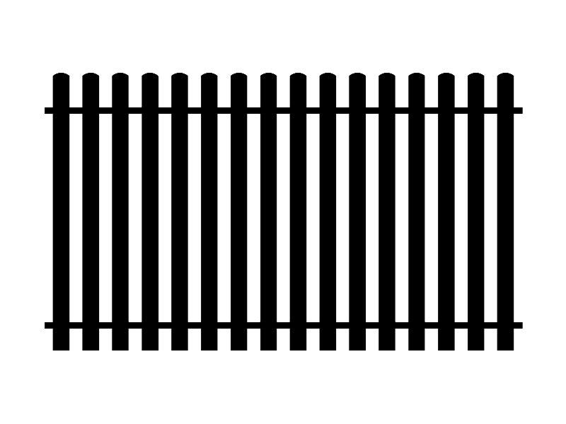 PRZĘSŁO OGRODZENIOWE - P11