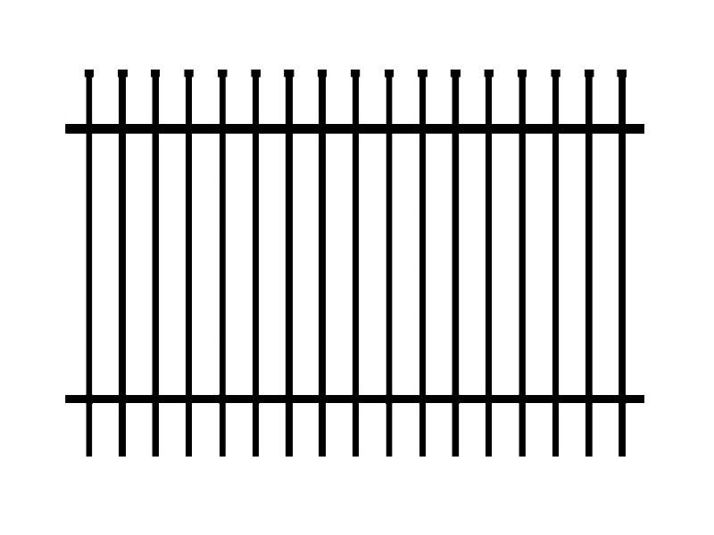 PRZĘSŁO OGRODZENIOWE - P13